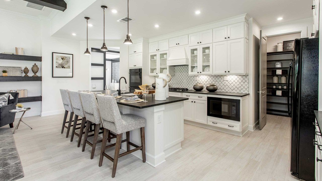 Kitchen featured in the Fir By Kolter Homes in Atlanta, GA