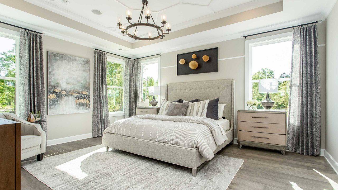 Bedroom featured in the Fir By Kolter Homes in Atlanta, GA