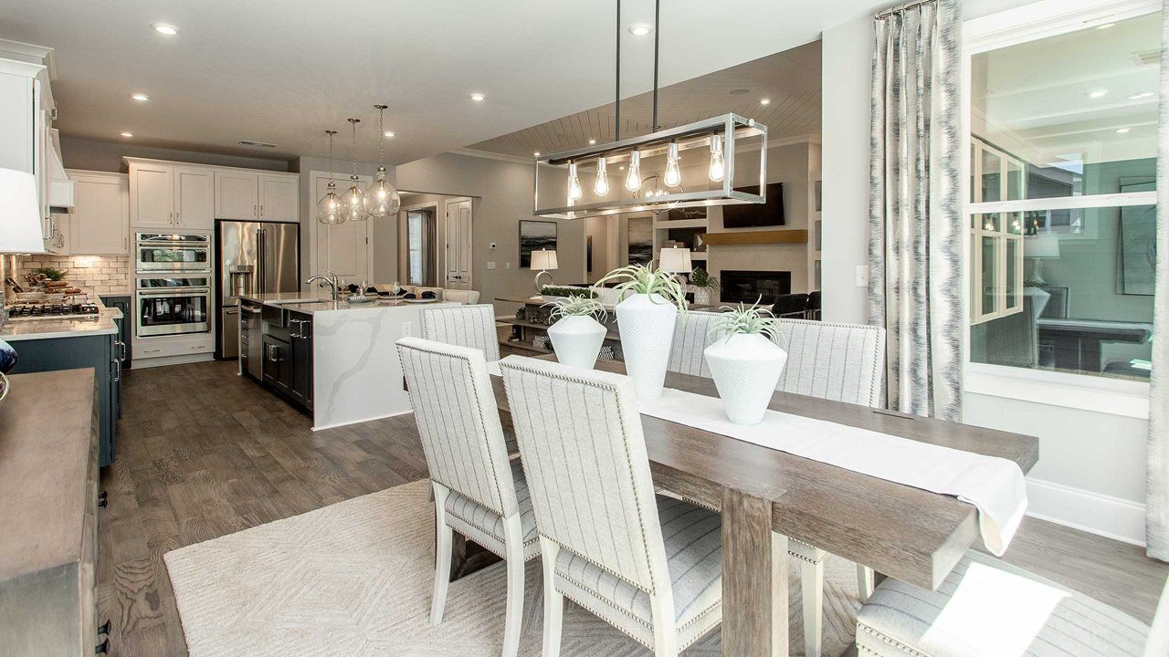 Kitchen featured in the Poplar By Kolter Homes in Atlanta, GA