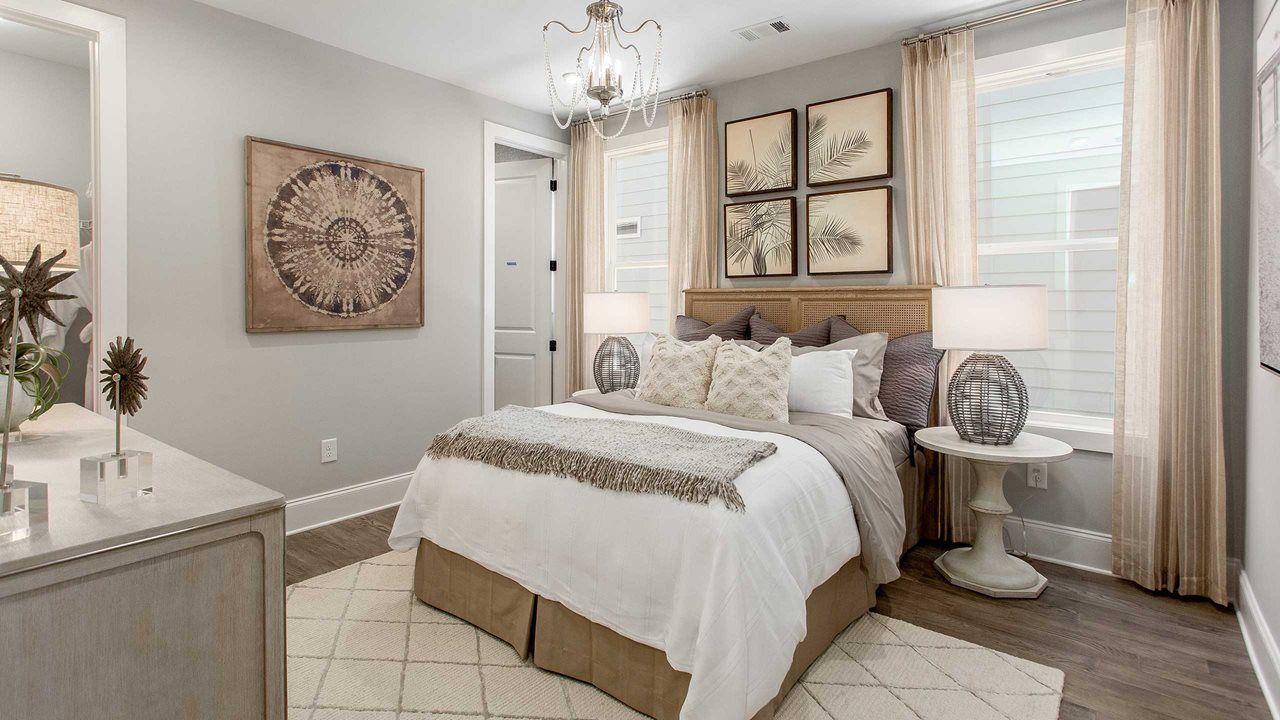 Bedroom featured in the Poplar By Kolter Homes in Atlanta, GA