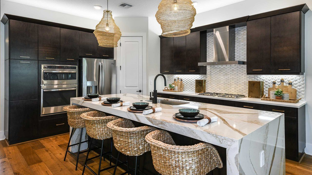 Kitchen featured in the Ana Maria By Kolter Homes in Palm Beach County, FL