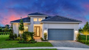 Fiesta - Cresswind Palm Beach: Westlake, Florida - Kolter Homes