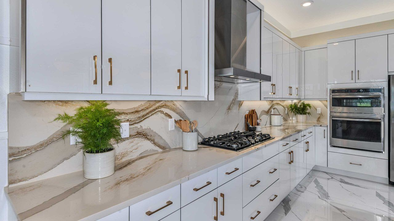 Kitchen featured in the Palm Beach By Kolter Homes in Palm Beach County, FL