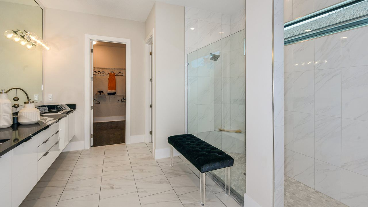Bathroom featured in the Vilano By Kolter Homes in Palm Beach County, FL