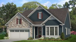 Laurel with Daylight Basement - Handsmill on Lake Wiley: York, North Carolina - Kolter Homes