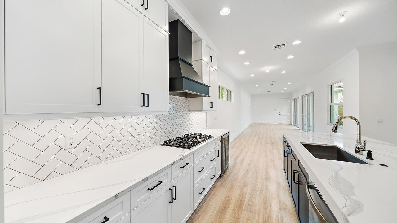 Kitchen featured in the Carlisle By Kolter Homes in Palm Beach County, FL