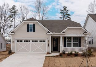 Ashford - Cresswind Charlotte: Charlotte, North Carolina - Kolter Homes