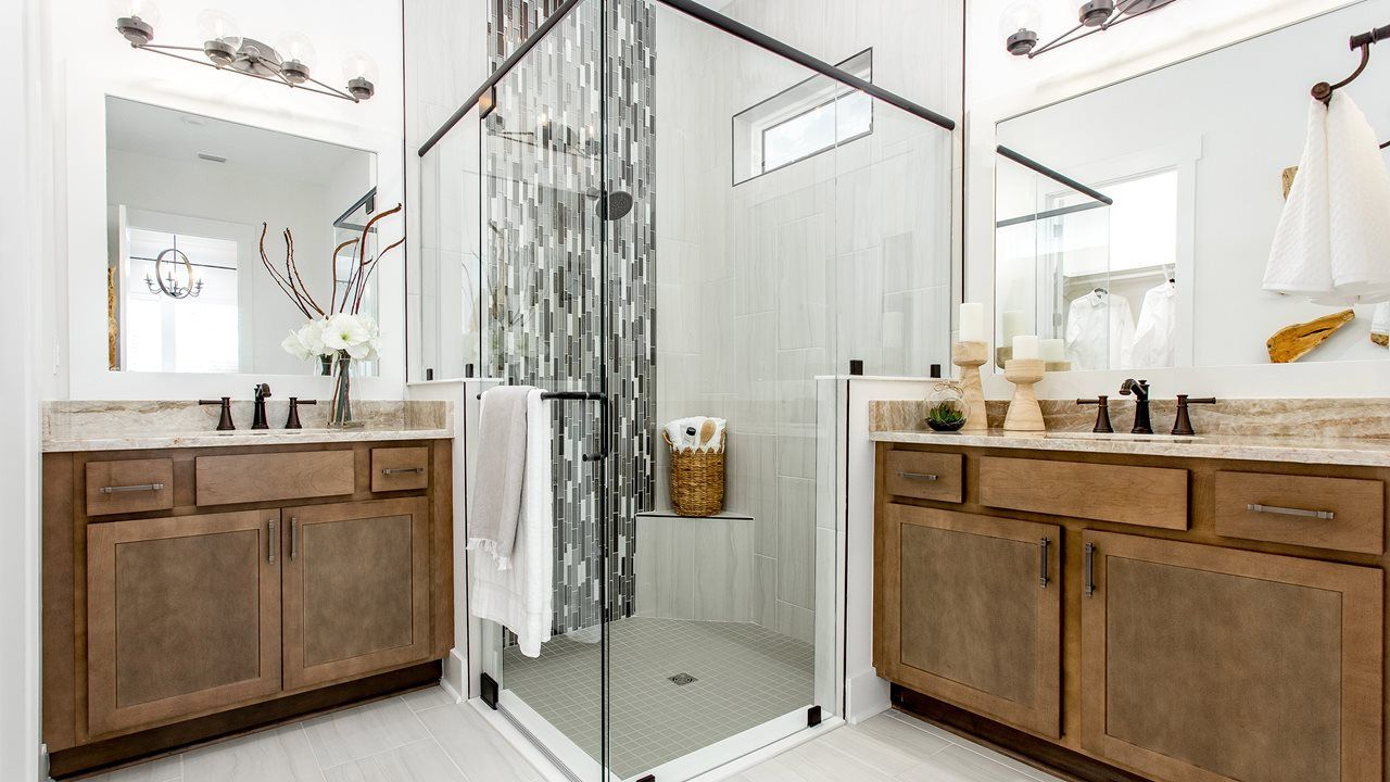Bathroom featured in the Bonita By Kolter Homes in Panama City, FL