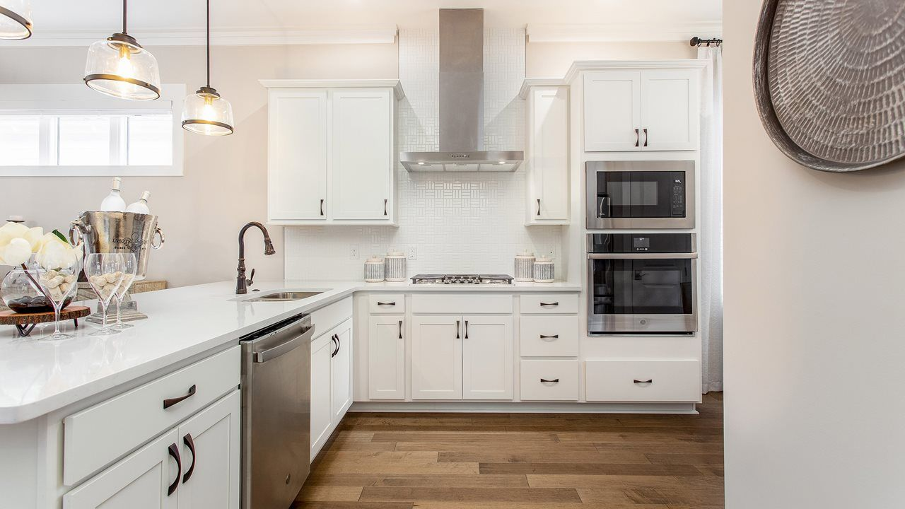 Kitchen featured in the Bonita By Kolter Homes in Panama City, FL