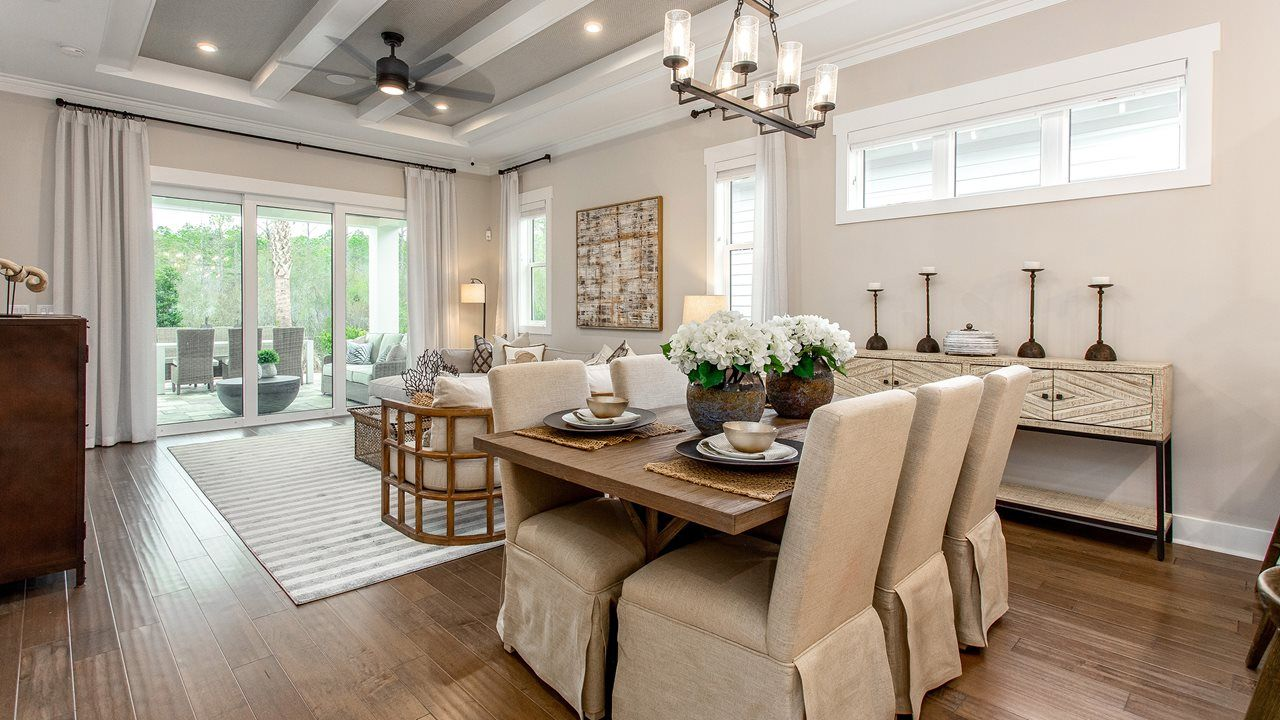 Living Area featured in the Bonita By Kolter Homes in Panama City, FL