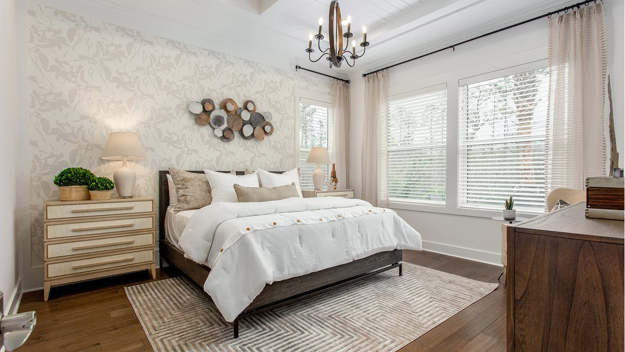 Bedroom featured in the Bonita By Kolter Homes in Panama City, FL