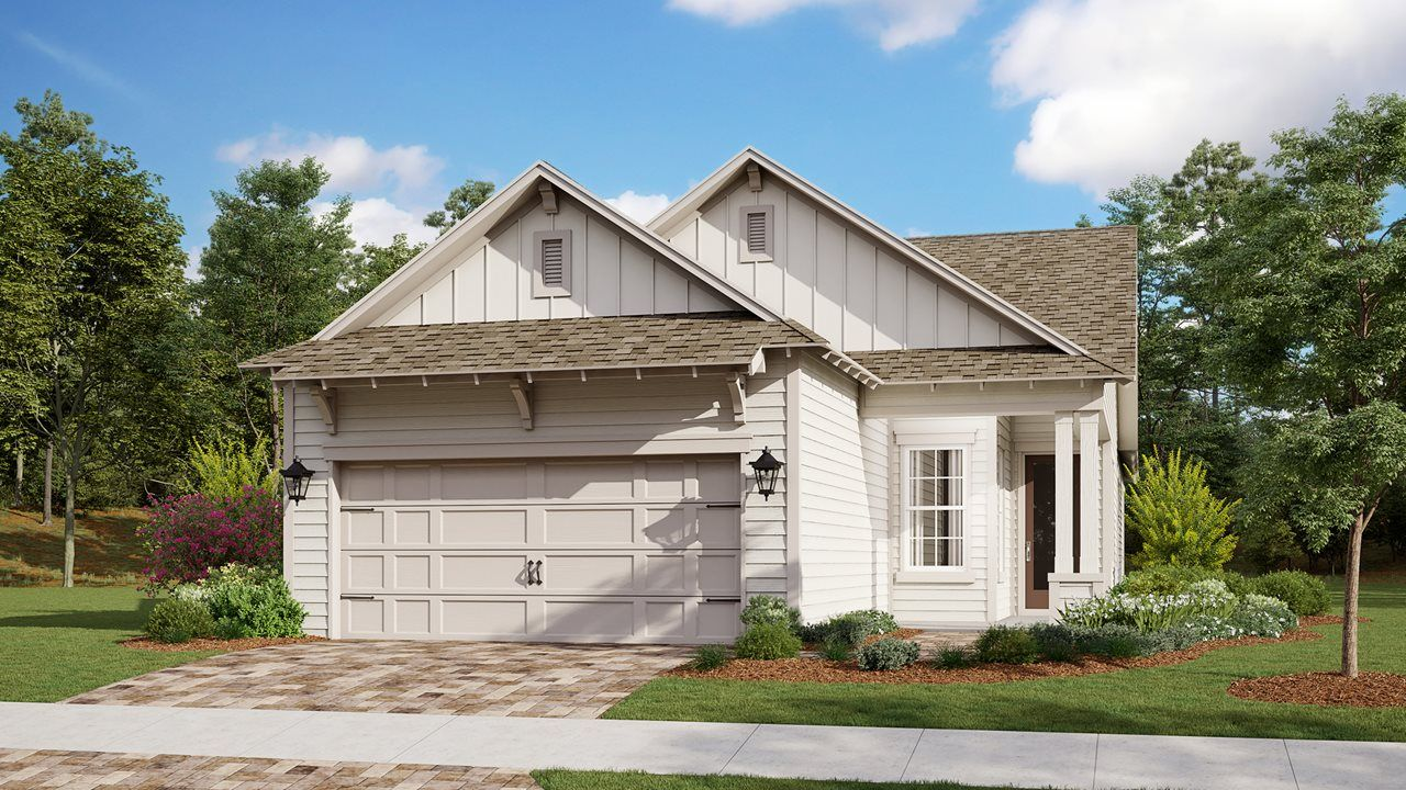 Exterior featured in the Clearwater By Kolter Homes in Panama City, FL