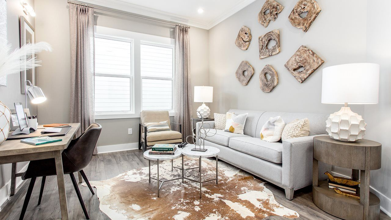 Living Area featured in the Marco By Kolter Homes in Panama City, FL