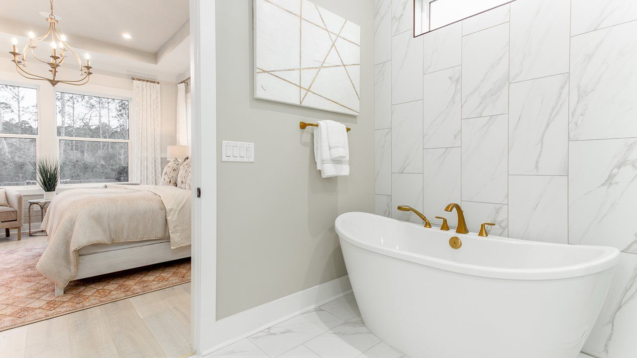 Bathroom featured in the Orchid By Kolter Homes in Panama City, FL