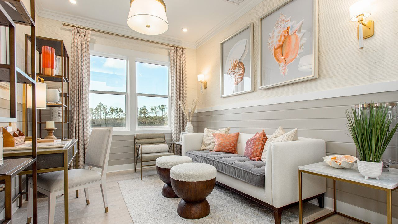Living Area featured in the Orchid By Kolter Homes in Panama City, FL