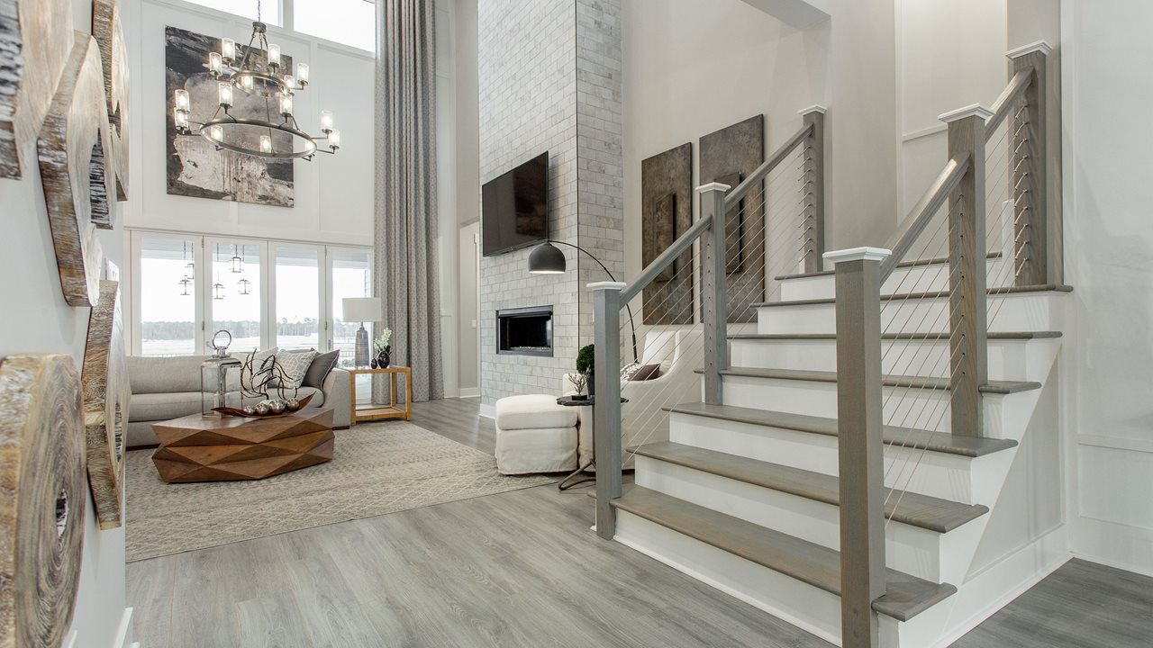 Living Area featured in the Venice By Kolter Homes in Panama City, FL