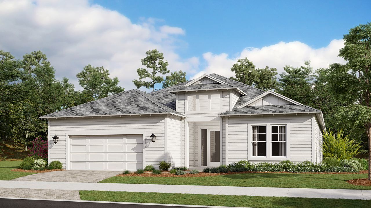 Exterior featured in the Vilano By Kolter Homes in Panama City, FL