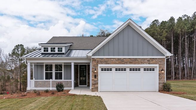 3414 Stags Leap Way (Laurel with Daylight Basement)