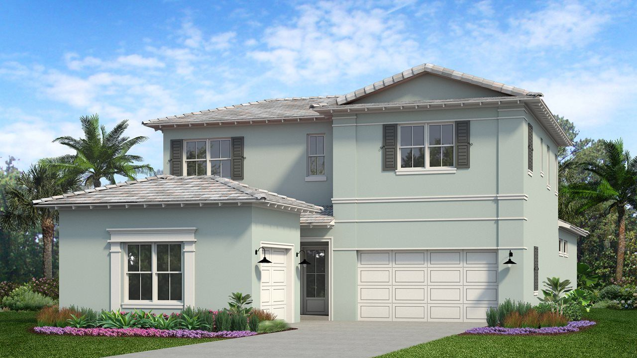 Alton In Palm Beach Gardens Fl New Homes By Kolter Homes