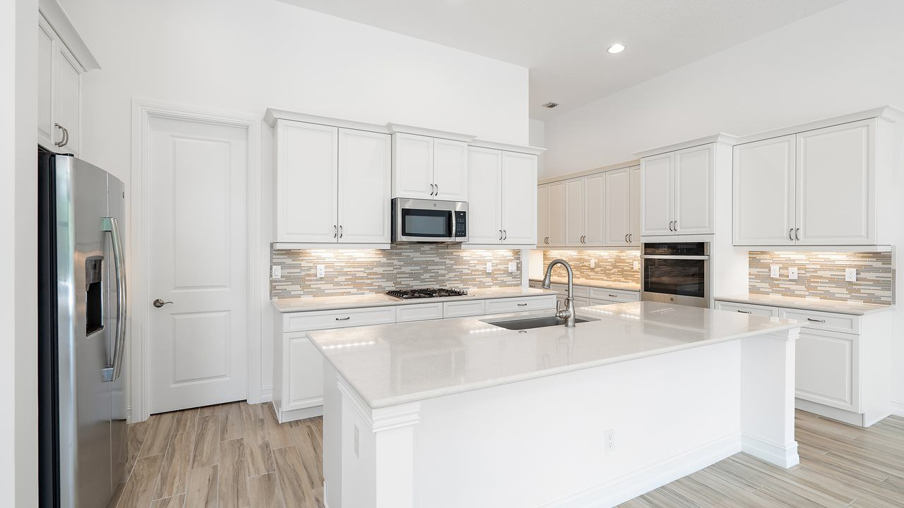 Kitchen featured in the Birch By Kolter Homes in Martin-St. Lucie-Okeechobee Counties, FL