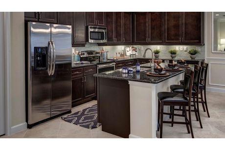 Kitchen-in-Juniper-at-Grande Oaks-in-Lake Mary