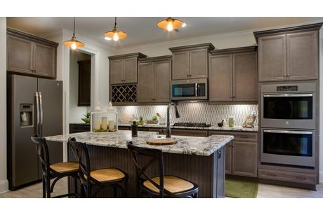Kitchen-in-Hickory-at-Cresswind Peachtree City-in-Peachtree City