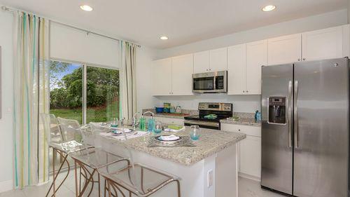 Kitchen-in-Amalfi Interior-at-Vizcaya Falls-in-Port Saint Lucie