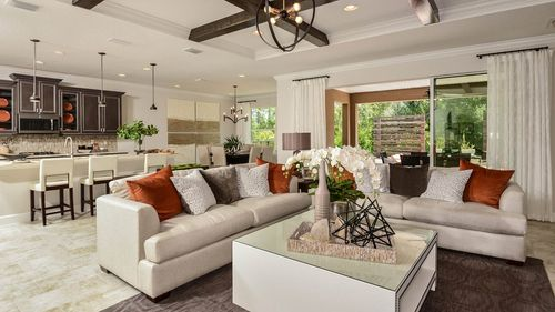 Greatroom-and-Dining-in-Spruce-at-Victoria Hills-in-Deland