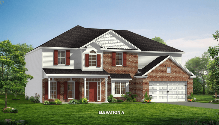Exterior:Montgomery XL Ele A Front Entry