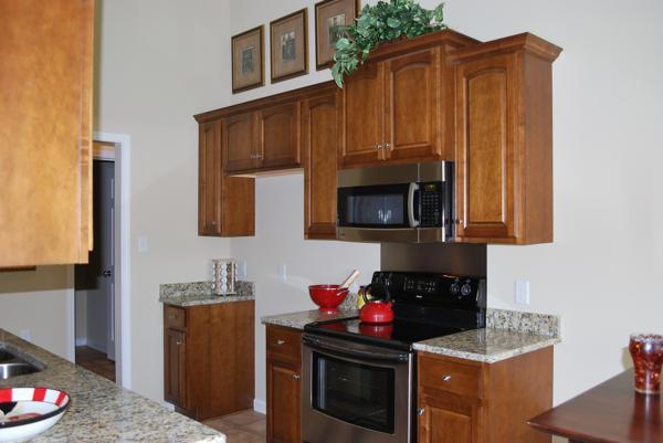 Kitchen featured in the Grady By Konter Quality Homes in Savannah, GA