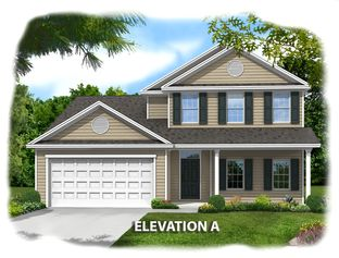 Walton - Derrick Landing East: Savannah, Georgia - Konter Quality Homes