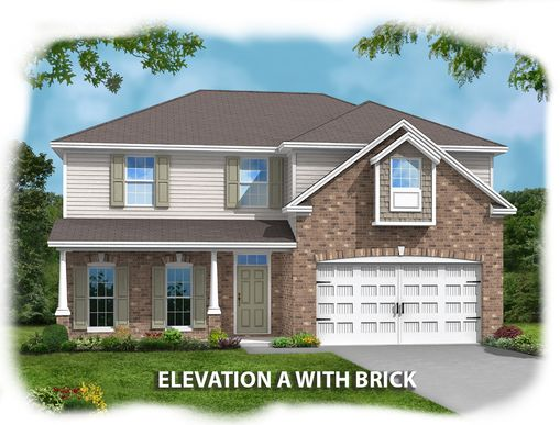 Exterior:Monroe-Elev-A-with-Brick-Accents