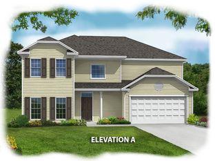 Crawford - Savannah Highlands Phase 6 and 7: Savannah, Georgia - Konter Quality Homes