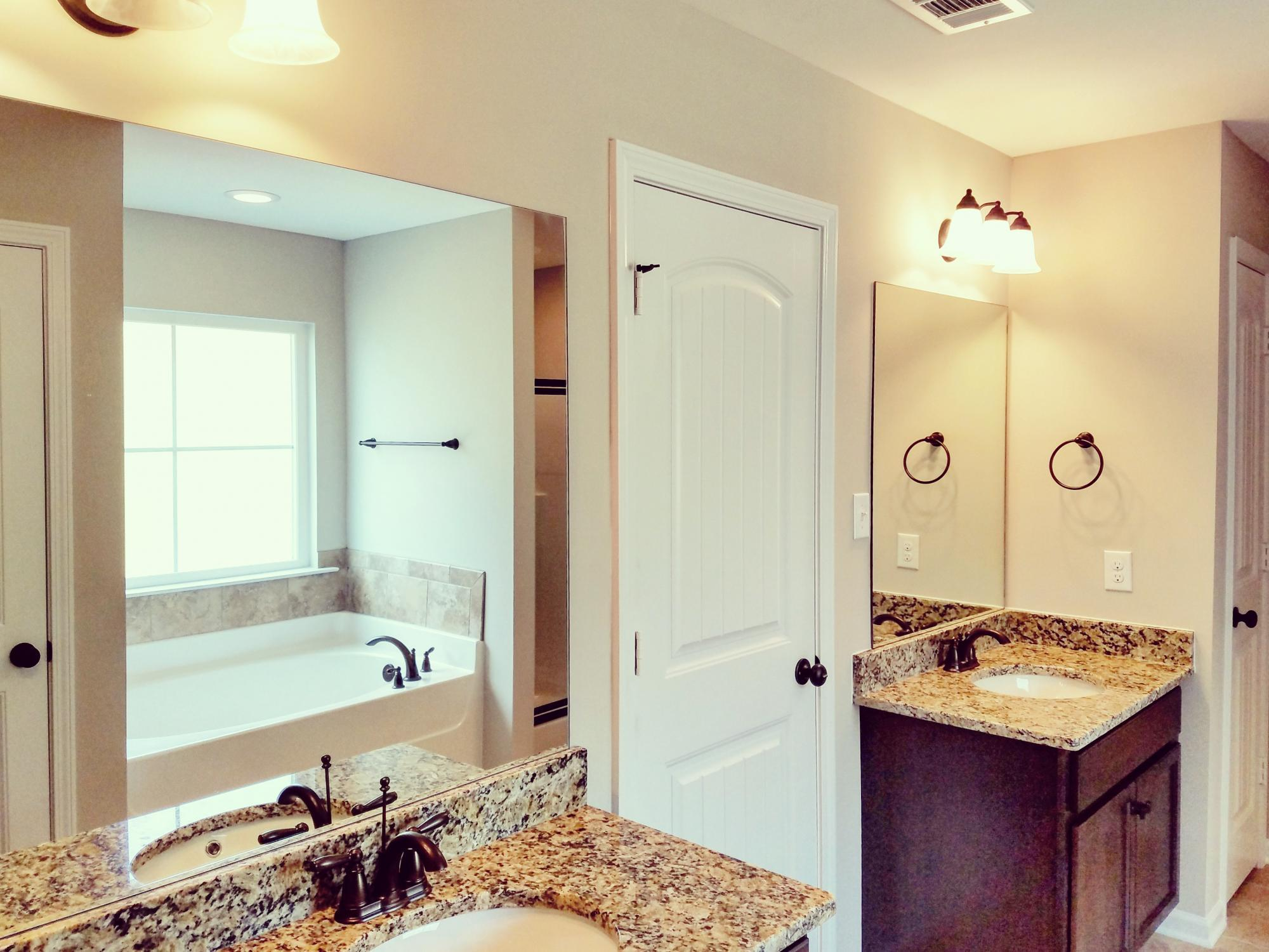 Bathroom featured in the Crawford By Konter Quality Homes in Savannah, GA