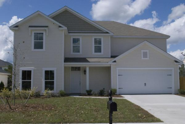 Exterior featured in the Crawford By Konter Quality Homes in Savannah, GA