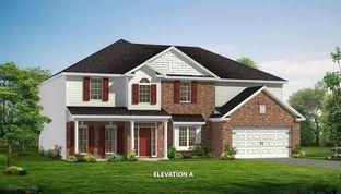 Montgomery XL - Savannah Highlands: Pooler, Georgia - Konter Quality Homes