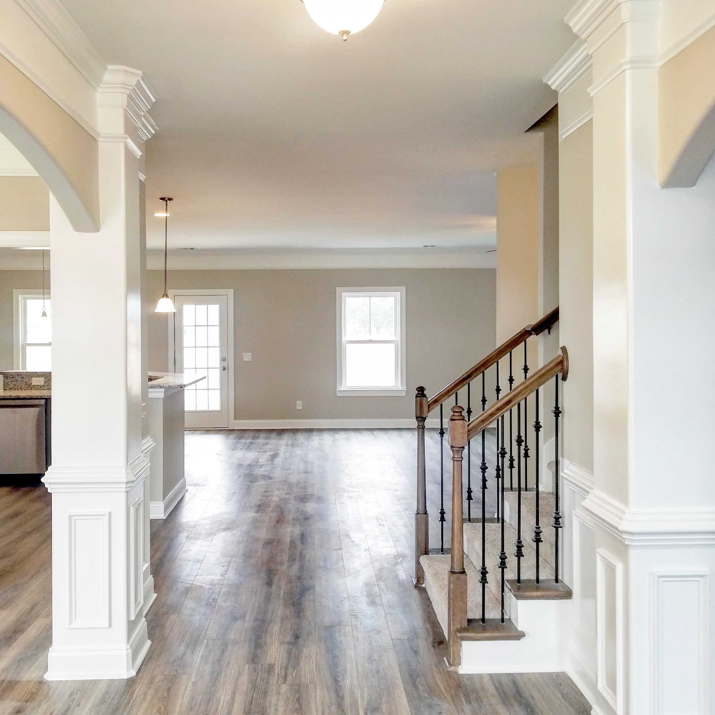 Living Area featured in the Montgomery XL By Konter Quality Homes in Savannah, GA
