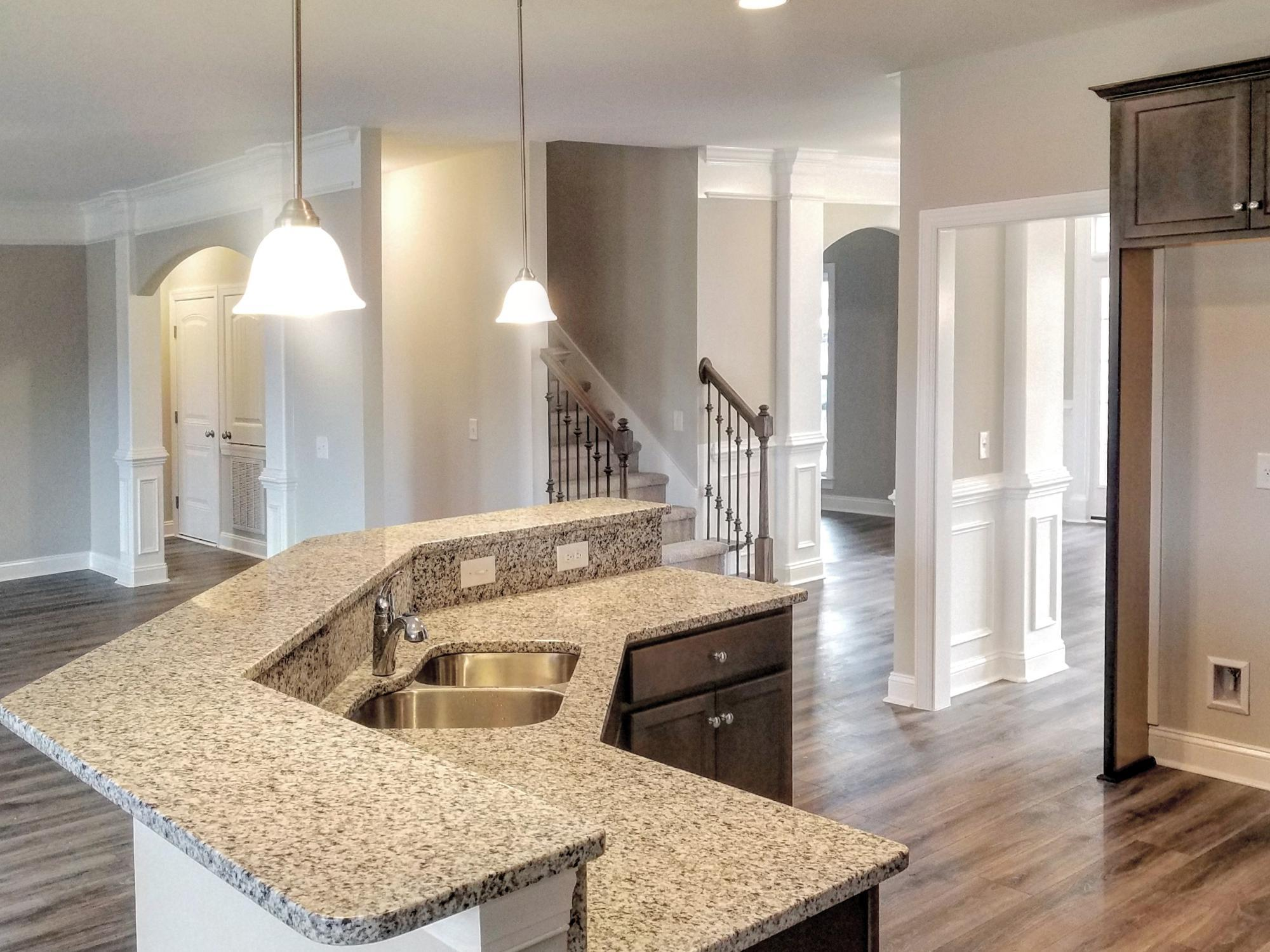 Kitchen featured in the Montgomery XL By Konter Quality Homes in Savannah, GA