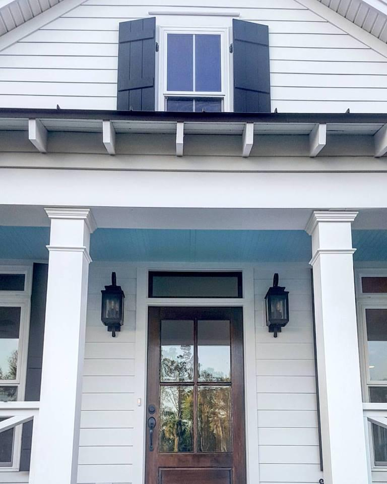 Exterior featured in the Edisto By Konter Quality Homes in Savannah, GA