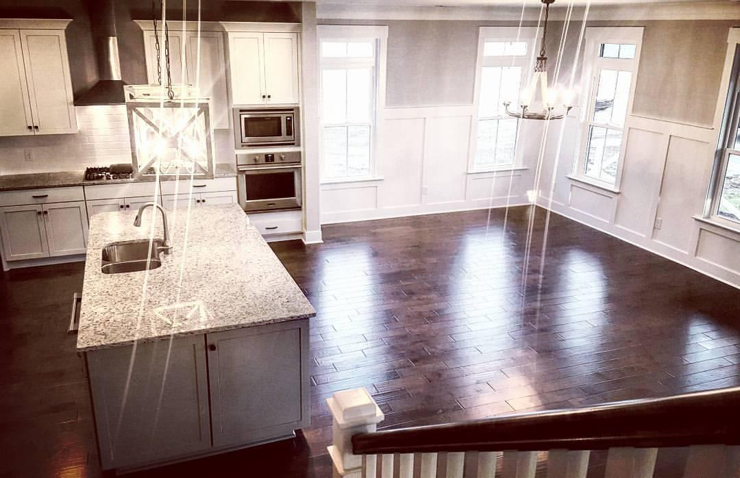 Kitchen featured in the Edisto By Konter Quality Homes in Savannah, GA