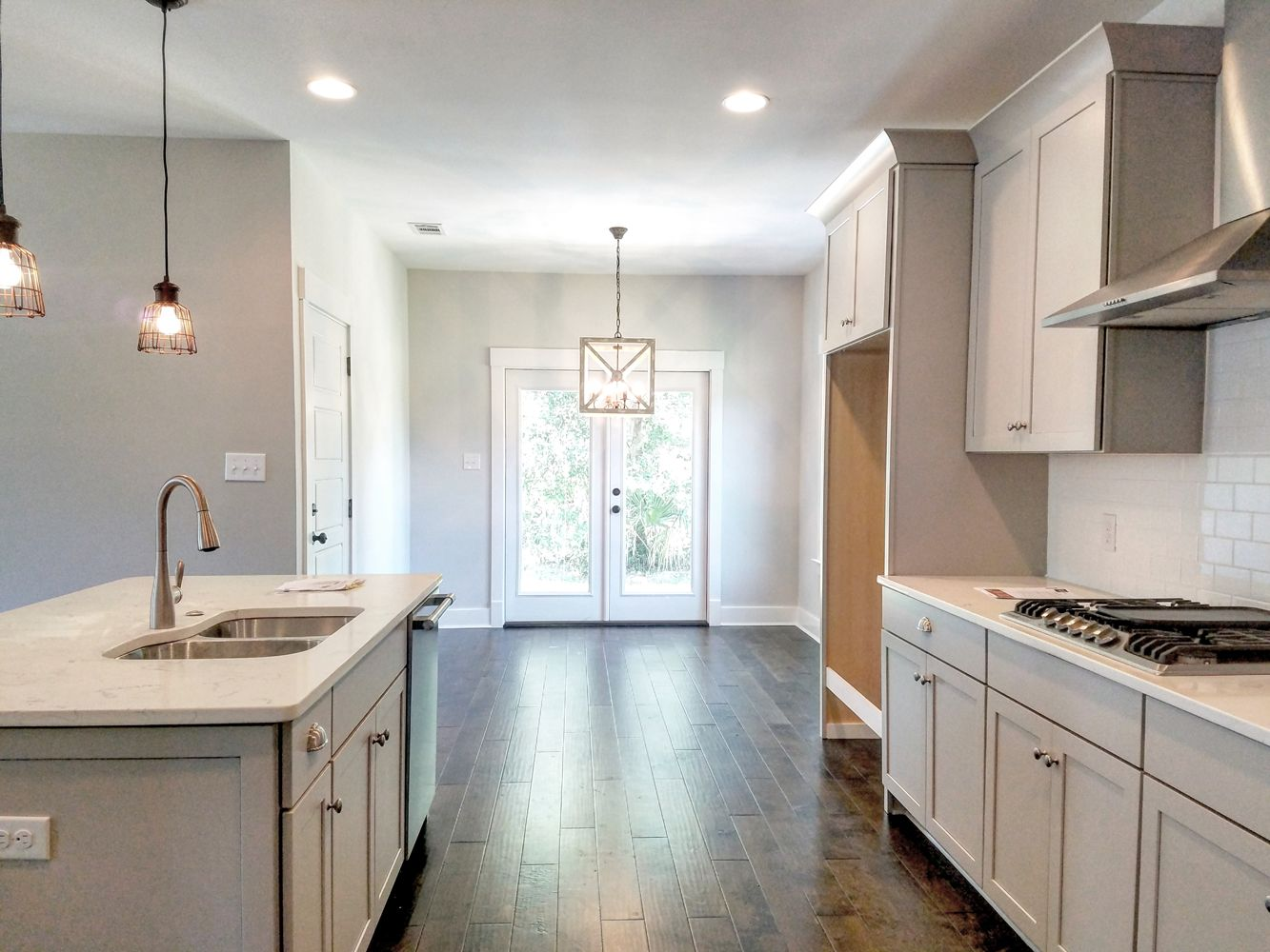 Kitchen featured in the Seabrook By Konter Quality Homes in Savannah, GA