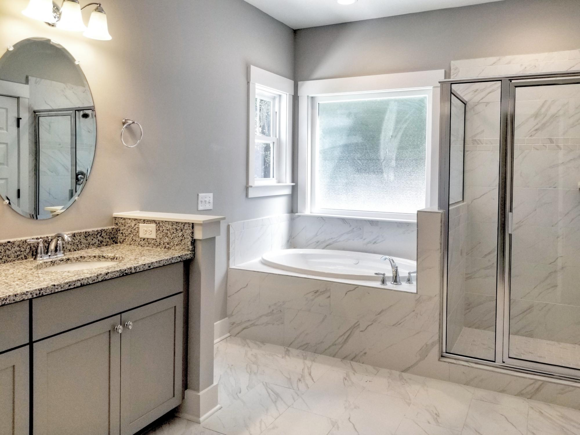 Bathroom featured in the Edisto By Konter Quality Homes in Savannah, GA