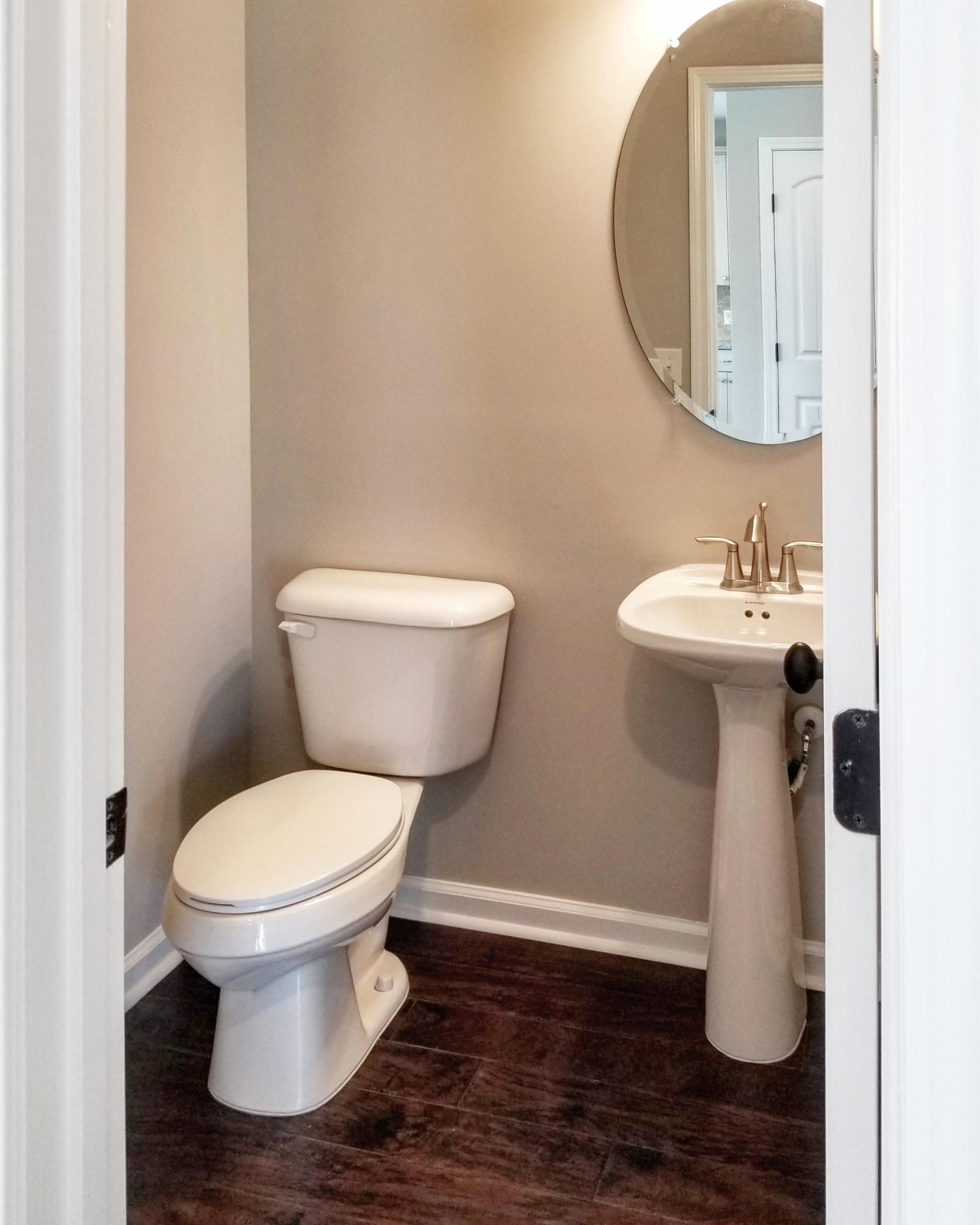 Bathroom featured in the Jasper By Konter Quality Homes in Savannah, GA