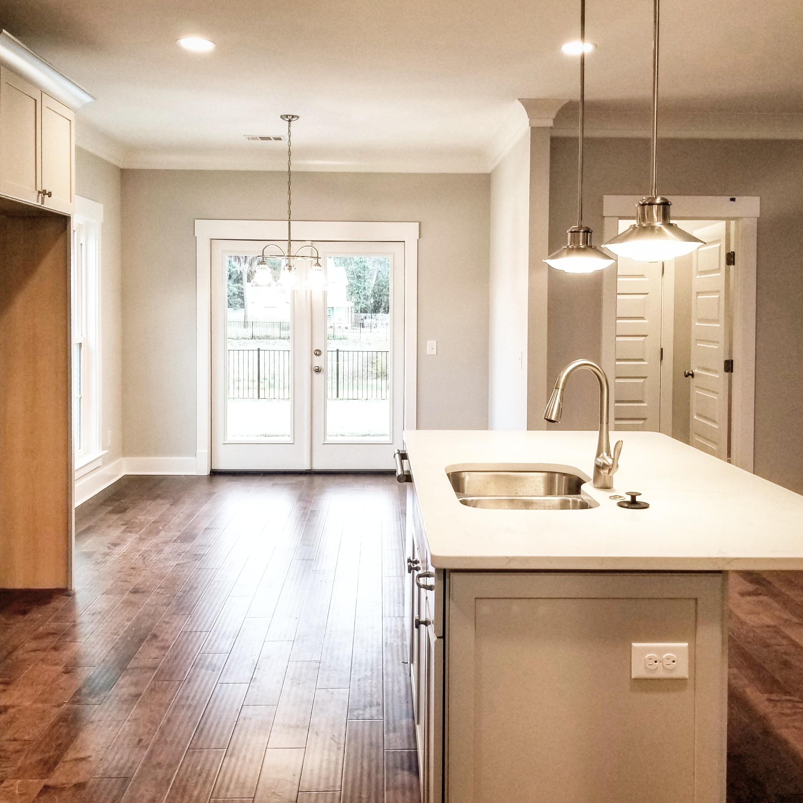 Kitchen featured in the Cumberland By Konter Quality Homes in Savannah, GA