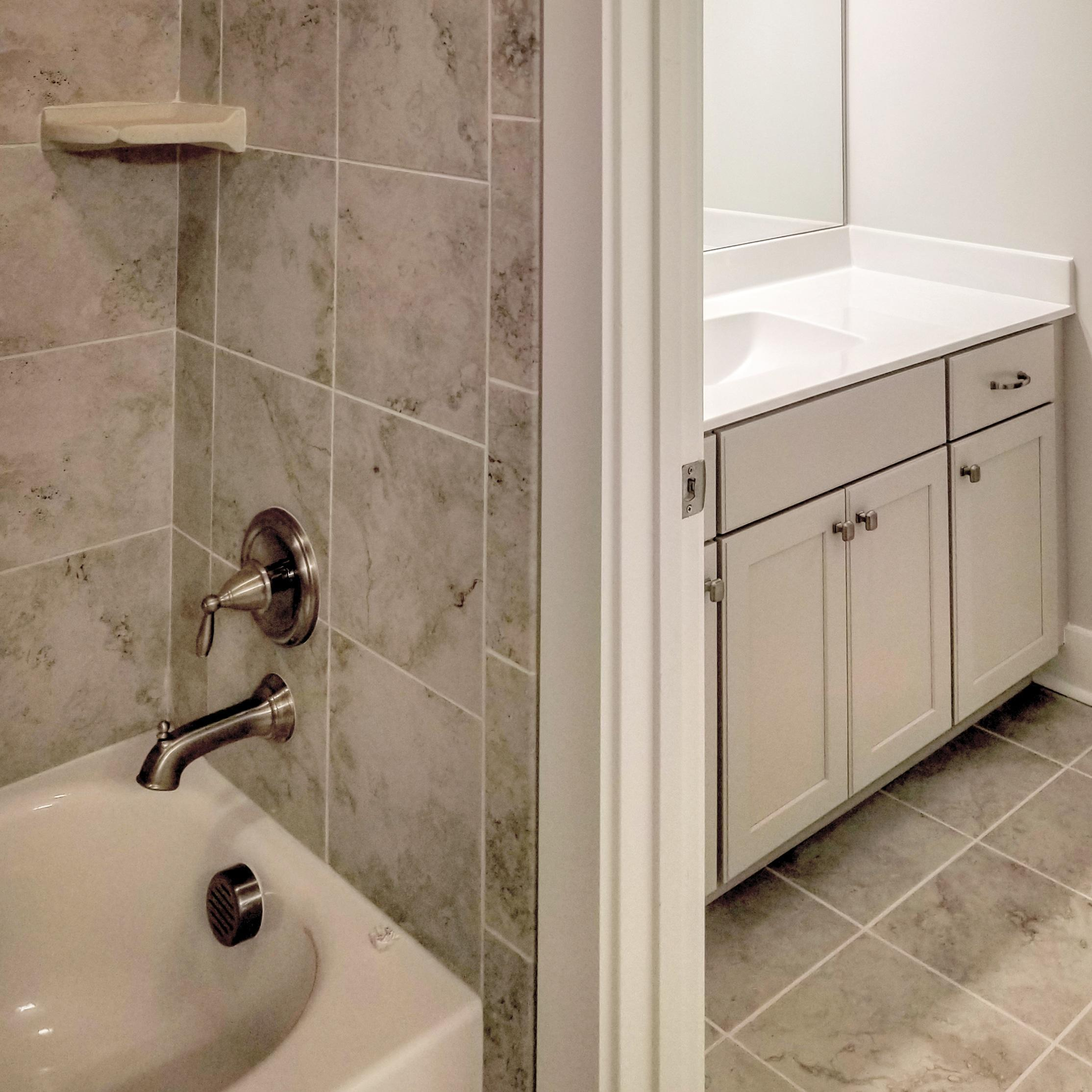 Bathroom featured in the Cumberland By Konter Quality Homes in Savannah, GA