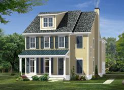 Sullivan - Bluffside at Country Club Creek: Savannah, Georgia - Konter Quality Homes