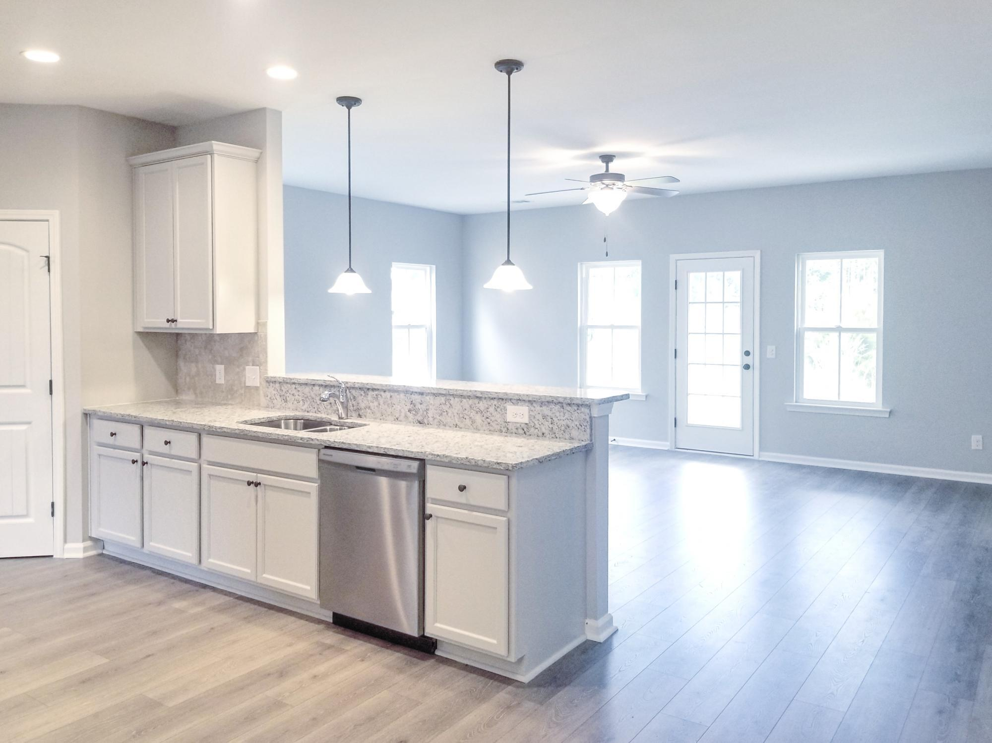 Kitchen featured in the Walton By Konter Quality Homes in Savannah, GA