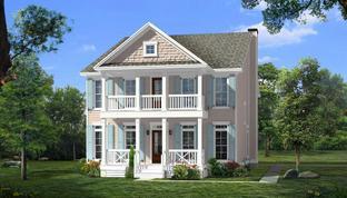 Fripp - Bluffside at Country Club Creek: Savannah, Georgia - Konter Quality Homes