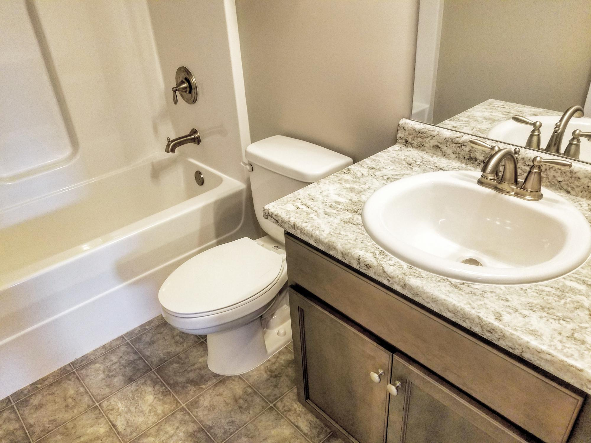 Bathroom featured in the Franklin By Konter Quality Homes in Savannah, GA