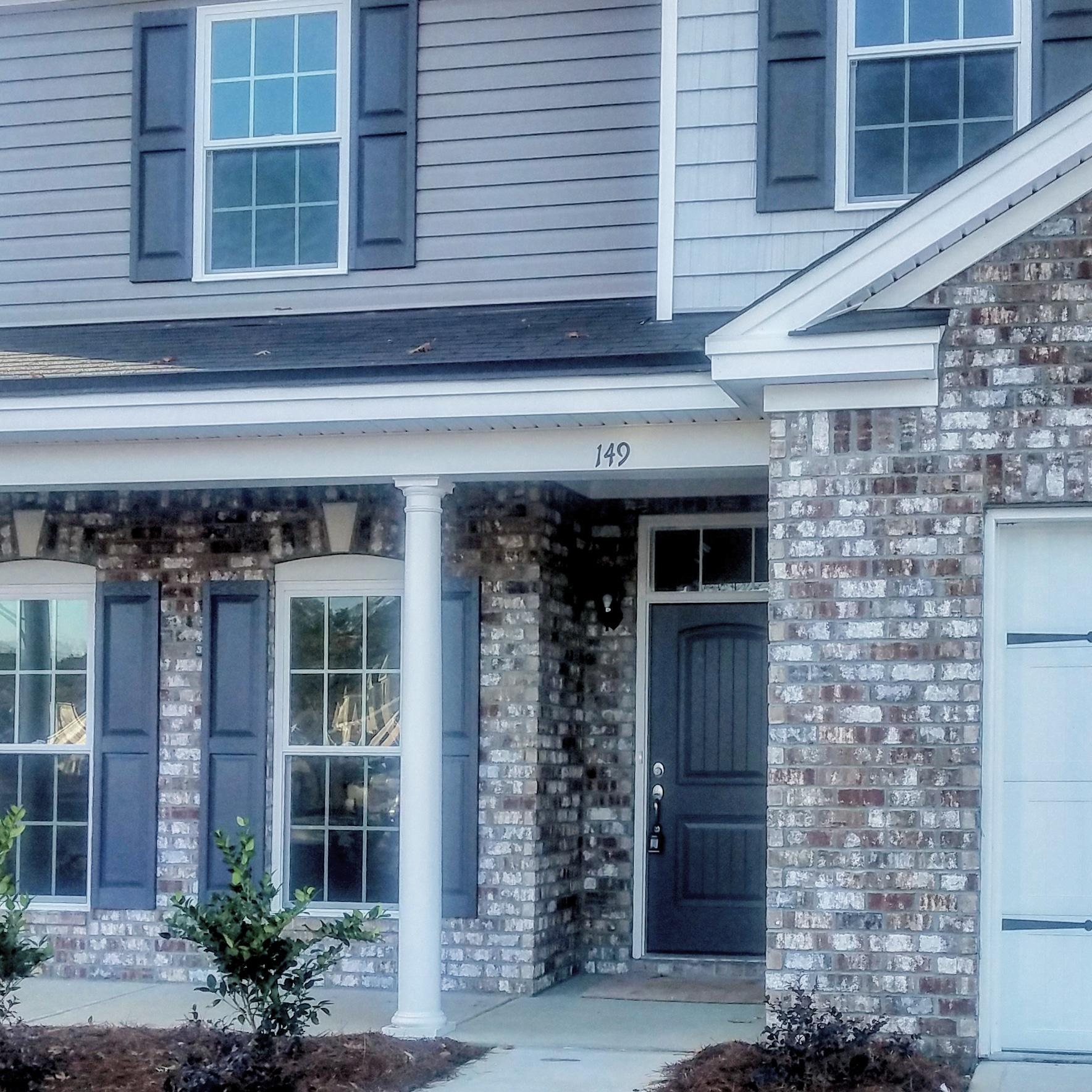 Exterior featured in the Jasper By Konter Quality Homes in Savannah, GA